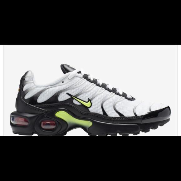 Nike Shoes | Nike Tn Air Max Plus Lime